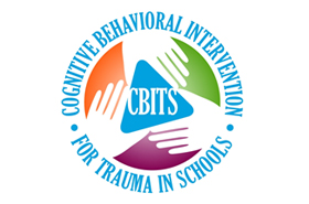 three hands with the acronym CBITS in middle
