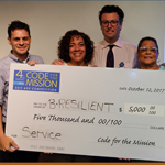 B-RESILIENT Wins 2017 UCLA Code for the Mission App Contest